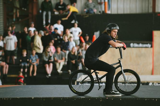BMX, sports & event photo at Rampfest, Melbourne